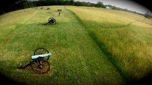 Manasseh battlefield